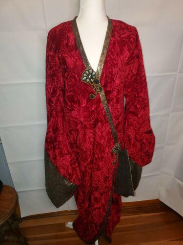 Vintage Fredericks Of Hollywood Kimona Style Robe