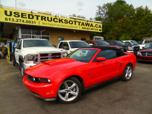 2012  Ford Mustang 5L GT/Leather/Heated Seats/  We Finance