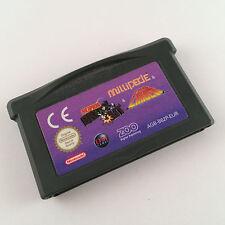 ✨ GBA 3 in 1: Super Breakout + Millipede + Lunar Blaster Gameboy Game Cart ✨