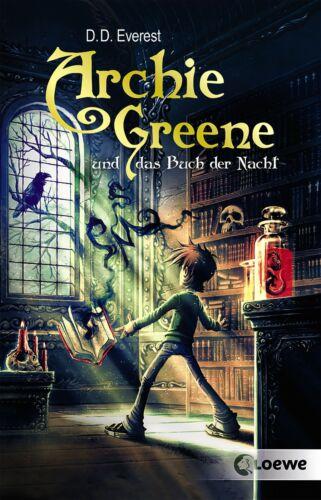 Everest Archie Greene D Archie Greene und das Buch der Nacht D