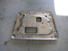BMW X3 E83 LCI Versteifungsplatte Alu Unteboden Unterbodenschutz 3415148 3412099
