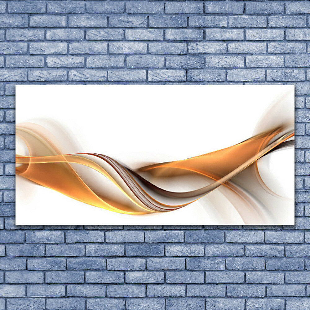 Print on Glass Wall art 140x70 Picture Image Abstract Abstract Abstract Art dc8ead