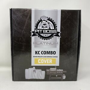 Pit Boss Platinum KC Combo Grill Cover Wood Pellet/Gas ...