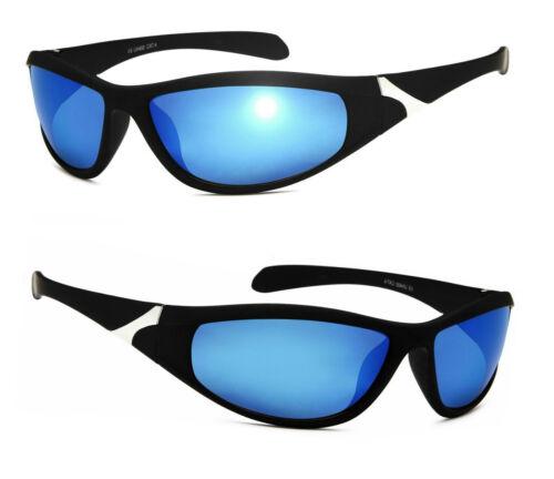 CICLISMO occhiali da sole a specchio leggermente Peso flessibile Donna Uomo rs1g 2019