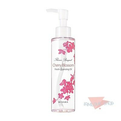 [Missha] Flower Bouquet Fresh Cleansing Oil 150ml 3 Types Pick One! Cleanser