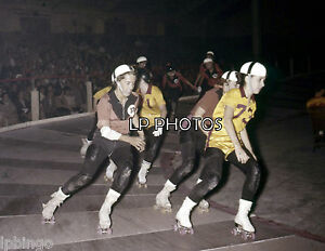 4x6 Roller Derby Photo From Early 60039s Carol Meyer 887 Games
