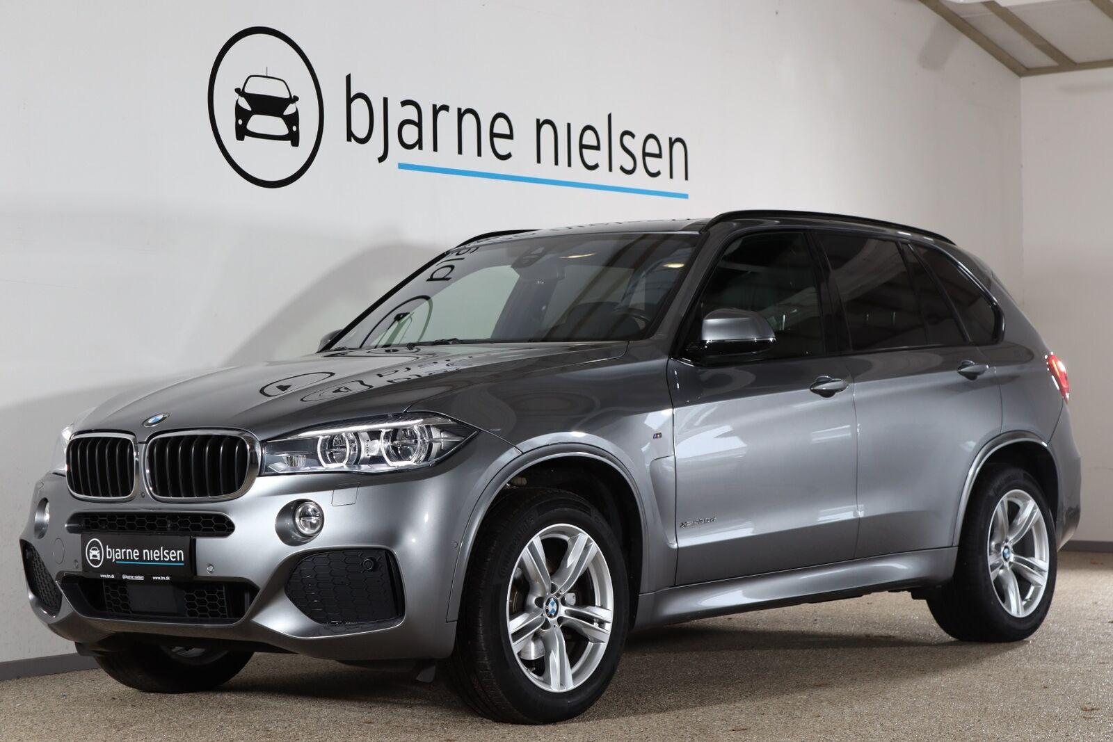 BMW X5 3,0 xDrive30d M-Sport aut. 5d - 4.351 kr.