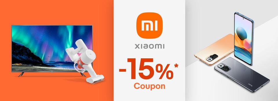 Scopri il codice - 15% coupon per i Mi Days!