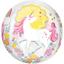 MAGICAL-UNICORN-Birthday-Party-Range-Tableware-Balloons-Supplies-Decorations miniatuur 21