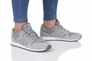 Details zu New Balance WL 520 RM Sneaker Damen Schuhe Wildleder Freizeit  Turnschuhe Grau