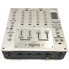 Used Technics SH-MZ1200 Silver Mixer DJ Turntable w/ cable EMS