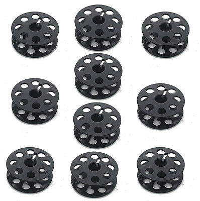 BOBBINS with HOLES M-STYLE  SLOTTED #18034 fits SAILRITE 111