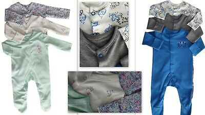Mothercare Baby Girl Sleepsuit New Baby Up To 7.5lbs //3.4kg