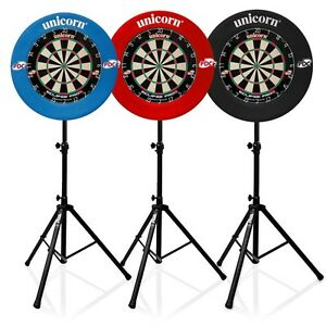 Unicorn-Eclipse-Pro-2-Dartboard-and-Gorilla-Arrow-Pro-Dartboard-Stand-amp-Surround