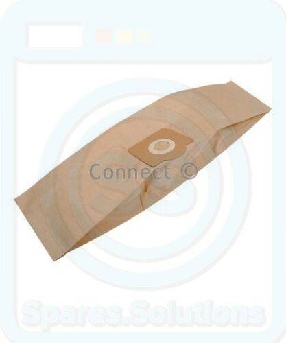 Pack Of 10 ZR81 Type Vacuum Cleaner Dust Bags for Karcher WD3500P WD3600MP