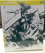 Wwrp Caesar Deimos II 3A Ashley Wood figure Three A