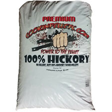 CookinPellets Hickory Smoking Pellets 40lb BBQ Outdoor Cooking