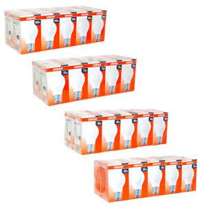 10-x-Osram-Gluehbirne-25W-40W-60W-75W-100W-E27-klar-amp-matt-Gluehbirnen-Gluehlampen