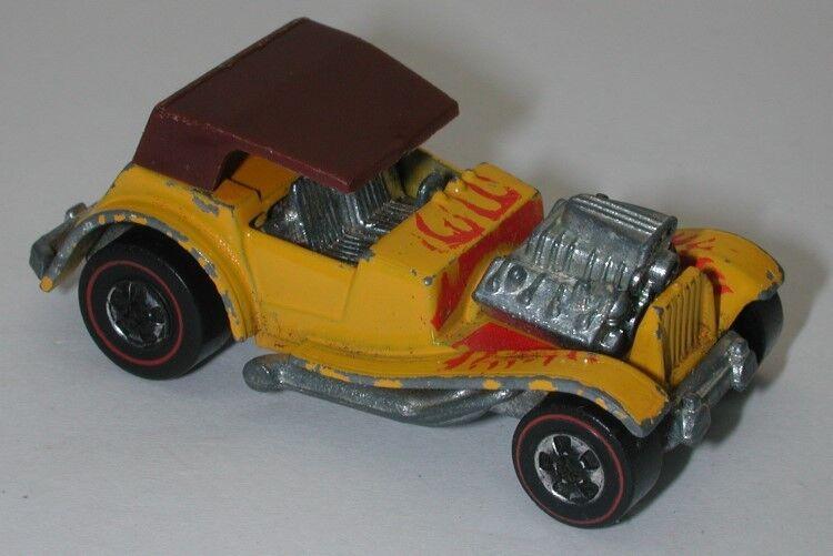 Todos los productos obtienen hasta un 34% de descuento. rojoline Hotwheels Amarillo 1974 Sir Rodney Roadster oc9948 oc9948 oc9948  buena calidad