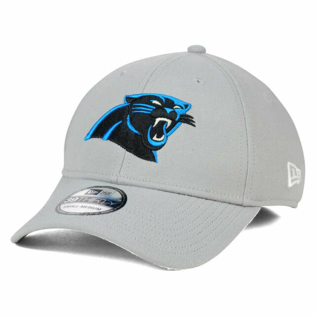 Carolina Panthers NFL TD Classic New Era 3930 Cap Hat All Pro Football Mens  Gray 14ee86032ca
