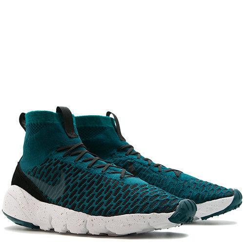 Nike air footscape magista männer flyknit fc 830600 300 größe 11. (cm.)