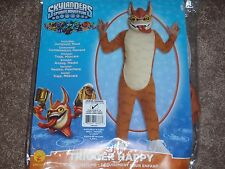 Skylanders Spyro's Adventure Deluxe Trigger Happy Costume Medium
