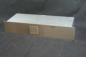 Used Honesty 2u Continental Microwave Sync Present Interface Box 1066 - C