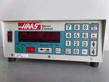 Software 41 Brush 17 Pin Haas Control Box Sco1m Rotary Table Indexer Inv 6 Lms
