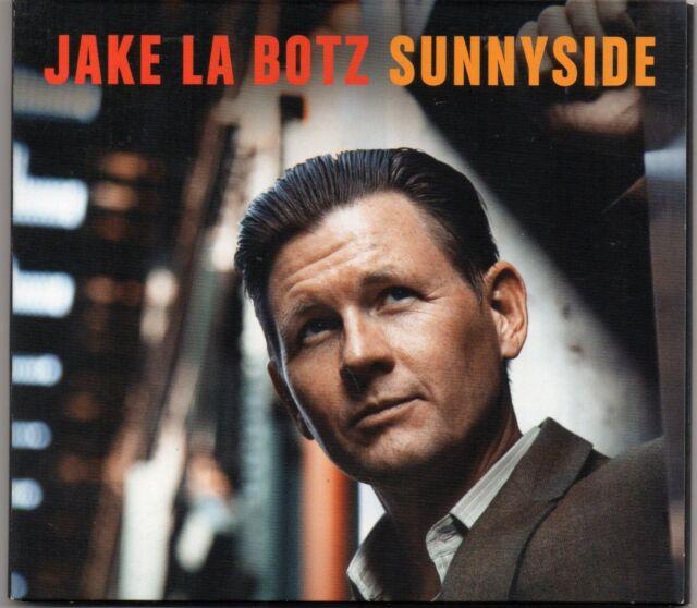 Jake La Botz - Sunnyside (CD 2017)  Digipak