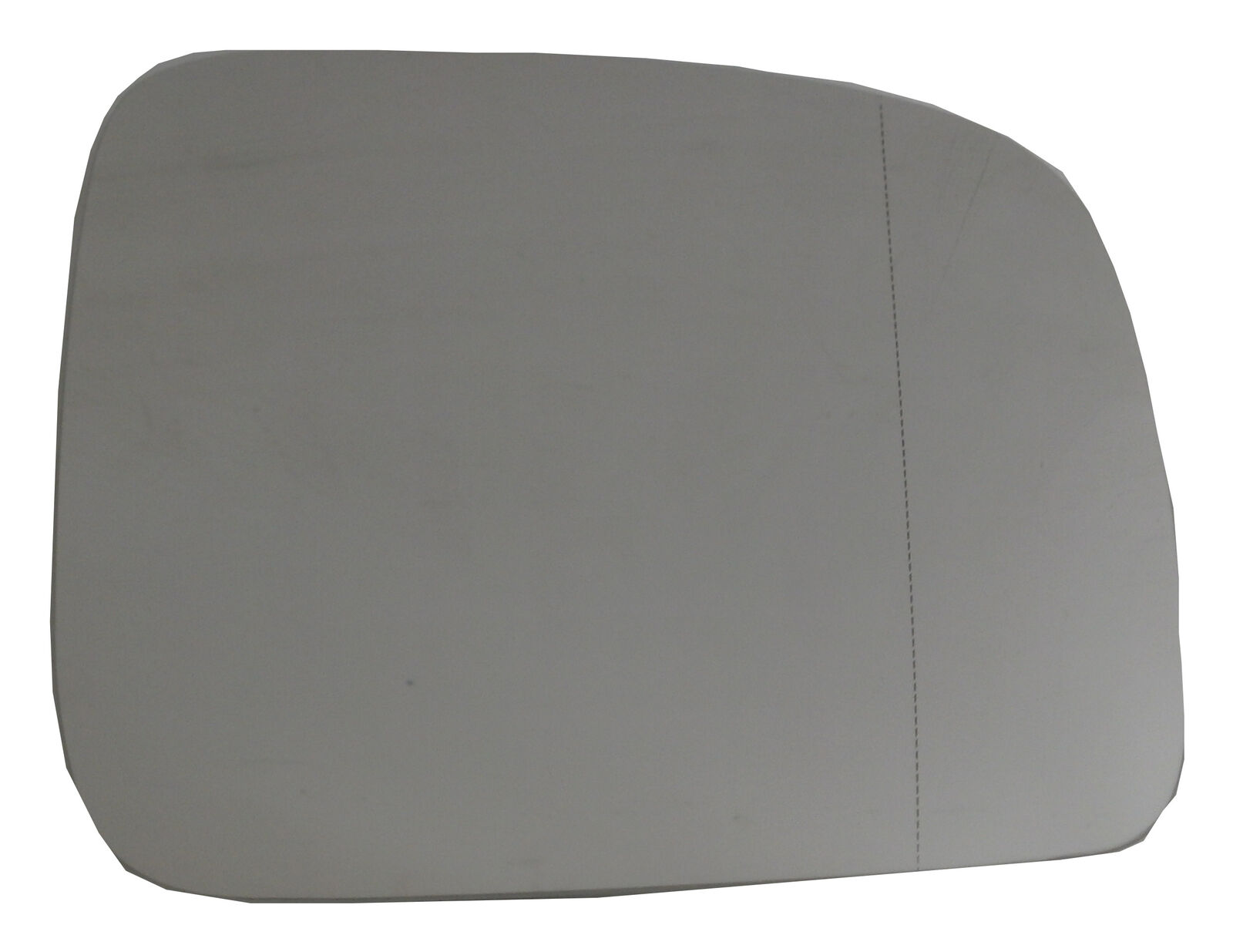 For VW Caravelle 09.03-04.07 - Trupart MG6314 Right Mirror Glass Heated Chrome