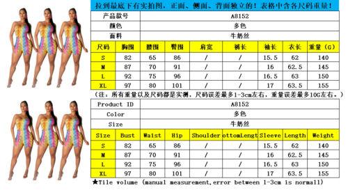 Fashion Women One Shoulder Snake Print Bodycon Summer Club Party Short Jumpsuit
