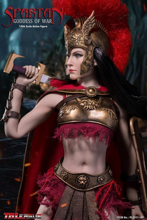 TBLeague PHICEN Seamless Female Body Sexy Spartan Goddess of War 1/6 Figure