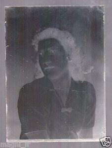 Plaque-photo-en-verre-Jeune-femme-Ref-36