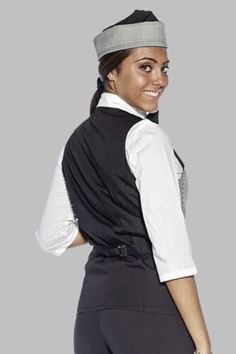 Gilet Homme Affaires Serveur Femme Bar Elᄄᆭgant Travail Restaurant 4Lc35RjAq