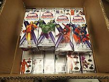 Case of 48 Marvel Heroclix Xplosion Booster Packs Factory Sealed