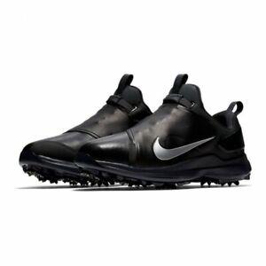 Nike-Tour-Premiere-Golf-Schuhe-UK-7-us-8-eur-41-schwarz-silber-ao2241-002