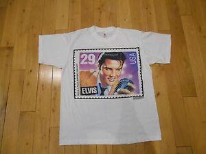 Elvis Presley BIG FACE Licensed Adult T-Shirt All Sizes