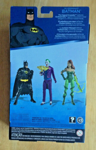 "DC Multiverse DC Originals 80th Anniversary BATMAN 1998 6/"" New in Box"