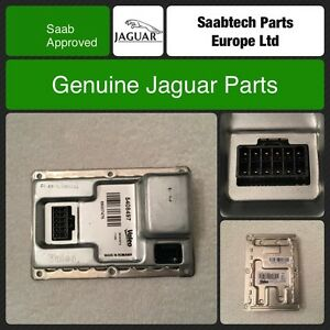 JAGUAR-XK8-XKR-XJ8-XJR-HEADLIGHT-CONTROL-XENON-BALLAST-UNIT-NEW-73010137N