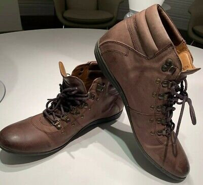 Ruosh Leather High End Mens Ankle Boots