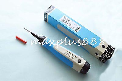 1pc NG3700 Mini Scraper Handle Deburring Tool With D50 Blade