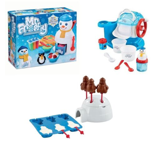 Mr Frosty Frozen Ice Treat Maker Playsets Choc Ice Lollies Sweets