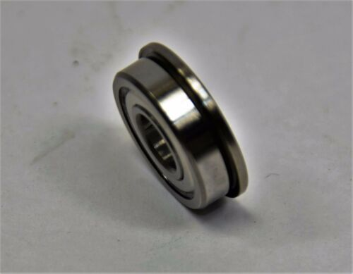 "FR4-ZZ C3 Flanged Premium Shielded Ball Bearing 1//4/""x5//8/""x.196/"""
