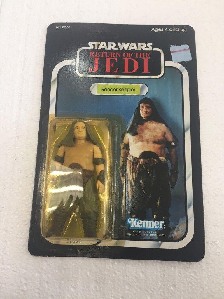 1983 Kenner Regreso Del Jedi De Estrella Wars rencor Keeper ENLOMADOR