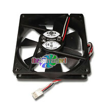 Medium Speed 92mm Case Fan W/ 3 Pin Connector Brand Top Motor Df129225pl-3g