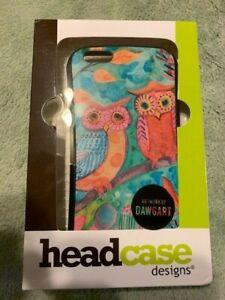 head case designer (Dawgart owl design) IPhone 6 7 8 plus phone ...