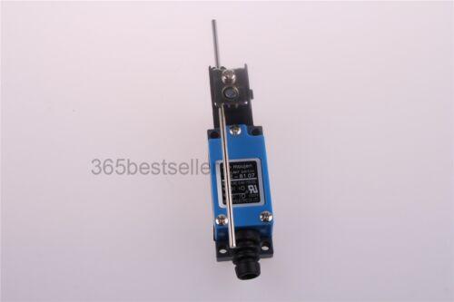 Palanca de Giratorio Ajustable TZ-8107 momentáneo interruptor de límite 380V 10A
