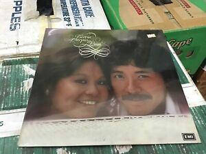 a941981 Teresa Carpio & George Lam 杜麗莎 林子祥 1978 EMI Lp