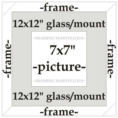 Honey Pine Wood Photo Picture Frame with Ivory Mount Choose size
