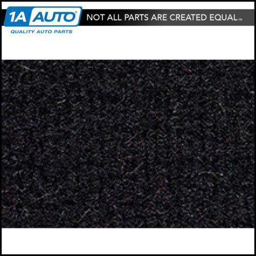 for 1975-80 American Motors Pacer 2 Door Cutpile 801-Black Passenger Area Carpet